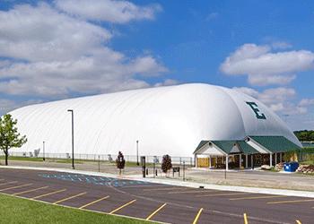 Total Sports Complex Eastern Michigan University Facility