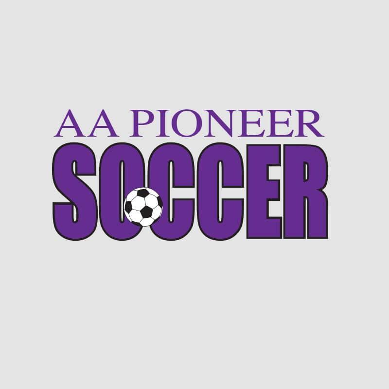 Spirit wear AA Pioneer Soccer