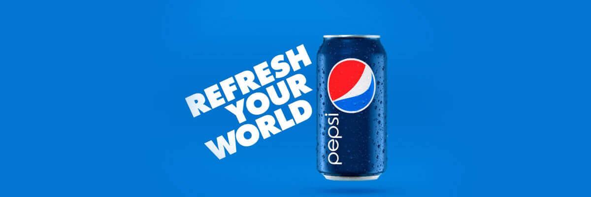 Pepsi Sponsored Ad