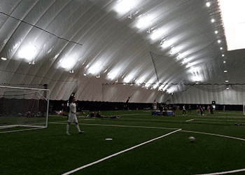 Total Sports Complex Oakland University Facility
