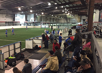 Total Sports Complex Novi East Facility
