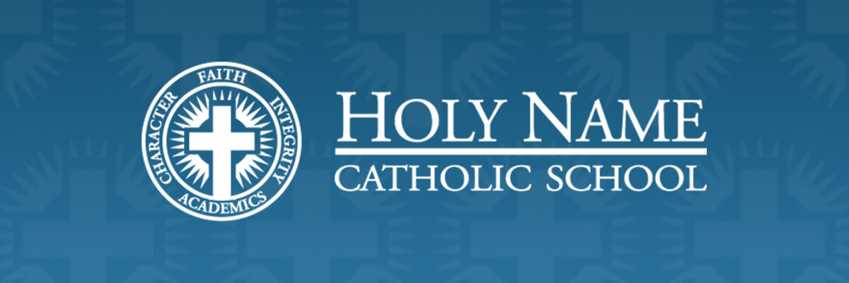 Holy Name Catholic School. Schedule a Tour.